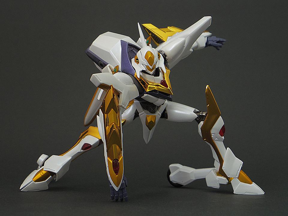 ROBOT魂 ランスロット・アルビオン50