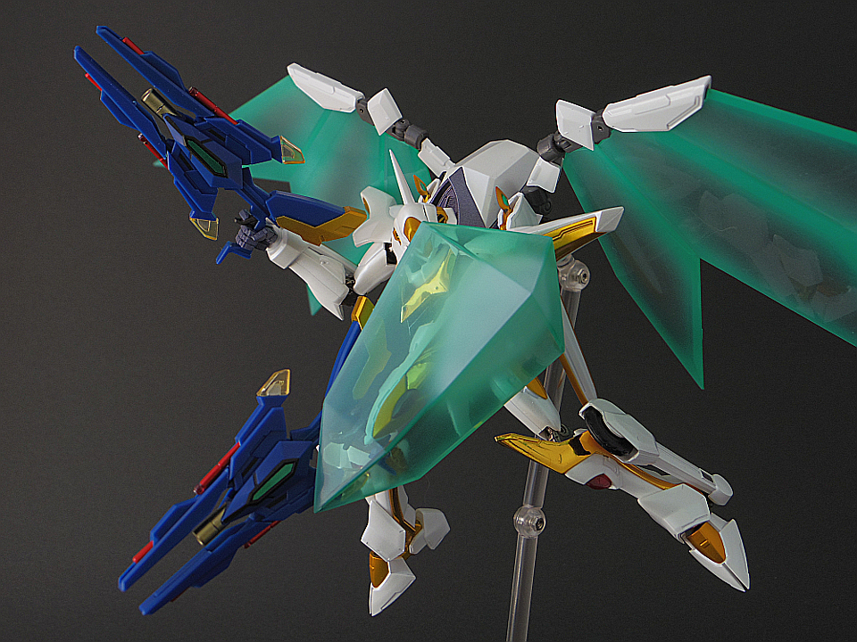 ROBOT魂 ランスロット・アルビオン65