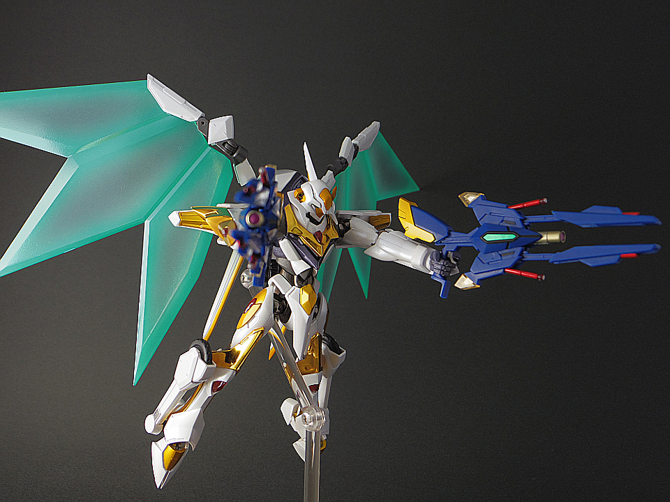 ROBOT魂 ランスロット・アルビオン70