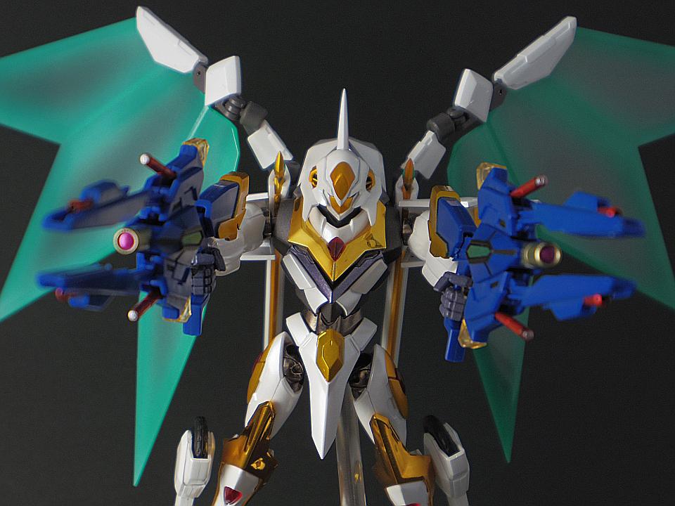 ROBOT魂 ランスロット・アルビオン73