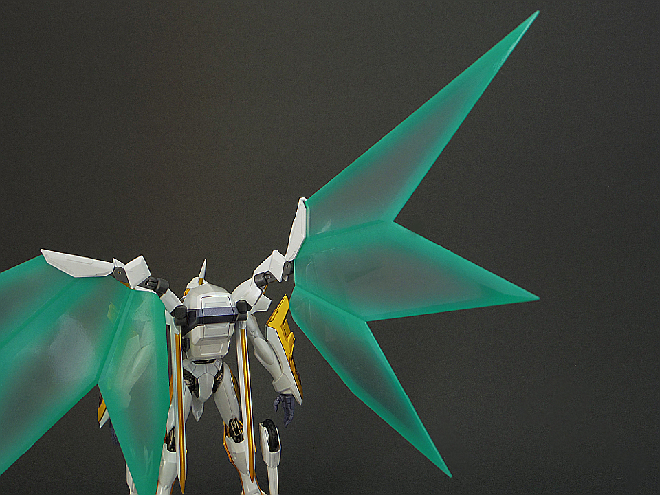ROBOT魂 ランスロット・アルビオン74