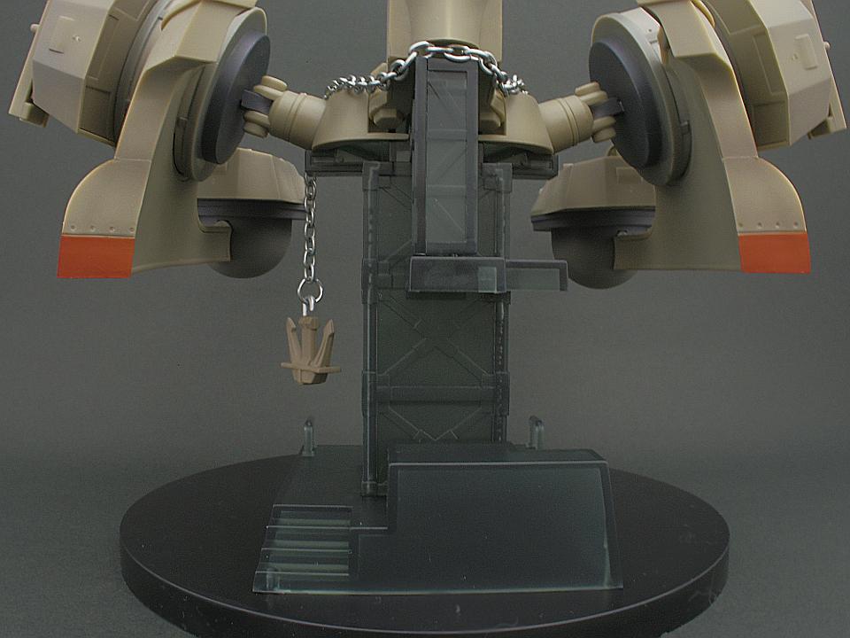 陸奥 艤装8
