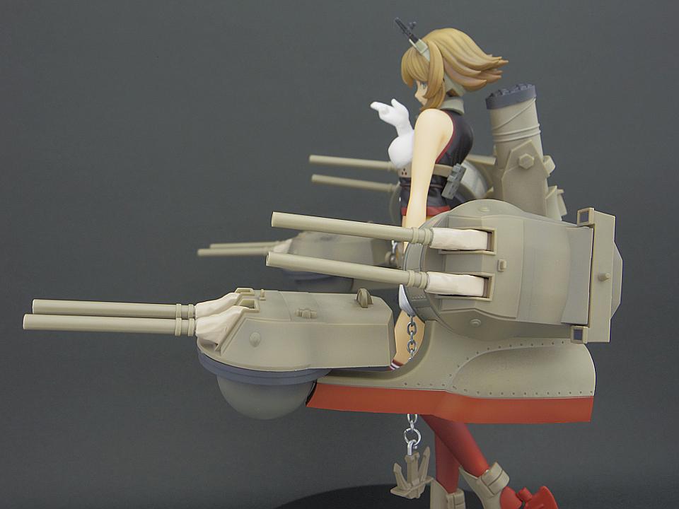 陸奥 艤装37