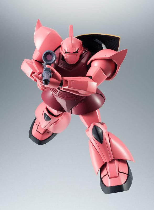 ROBOT魂 〈SIDE MS〉MS-14S シャア専用ゲルググFIGURE-037577_05