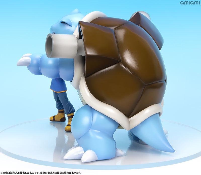 ポケットモンスター シゲル&カメックスFIGURE-038380_03