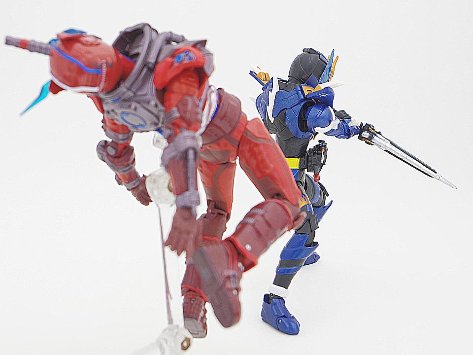 SHF 仮面ライダークローズ60