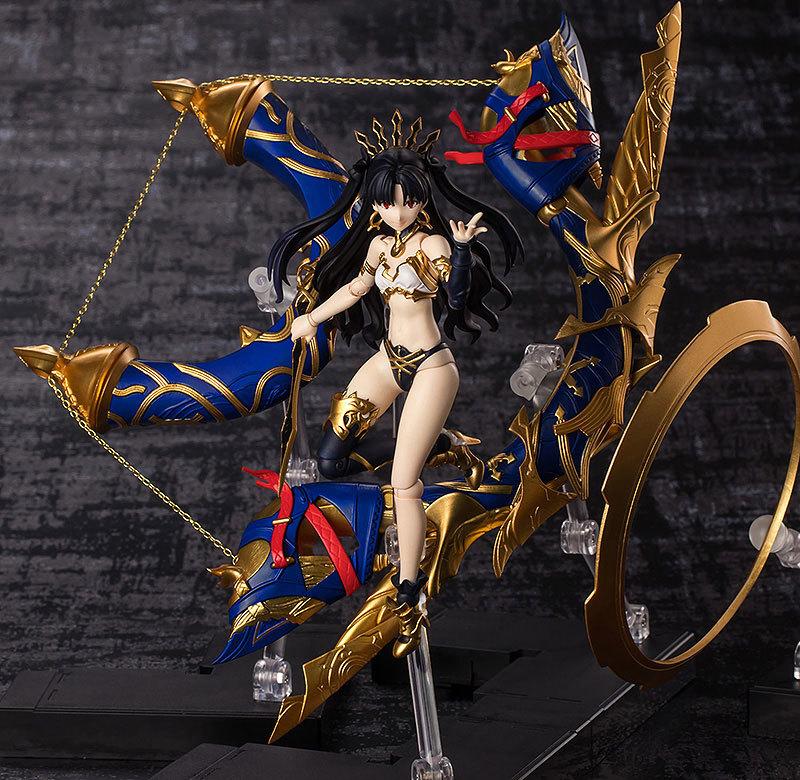 4インチネル FateGrand Order アーチャーイシュタル アクションフィギュアFIGURE-038429_05