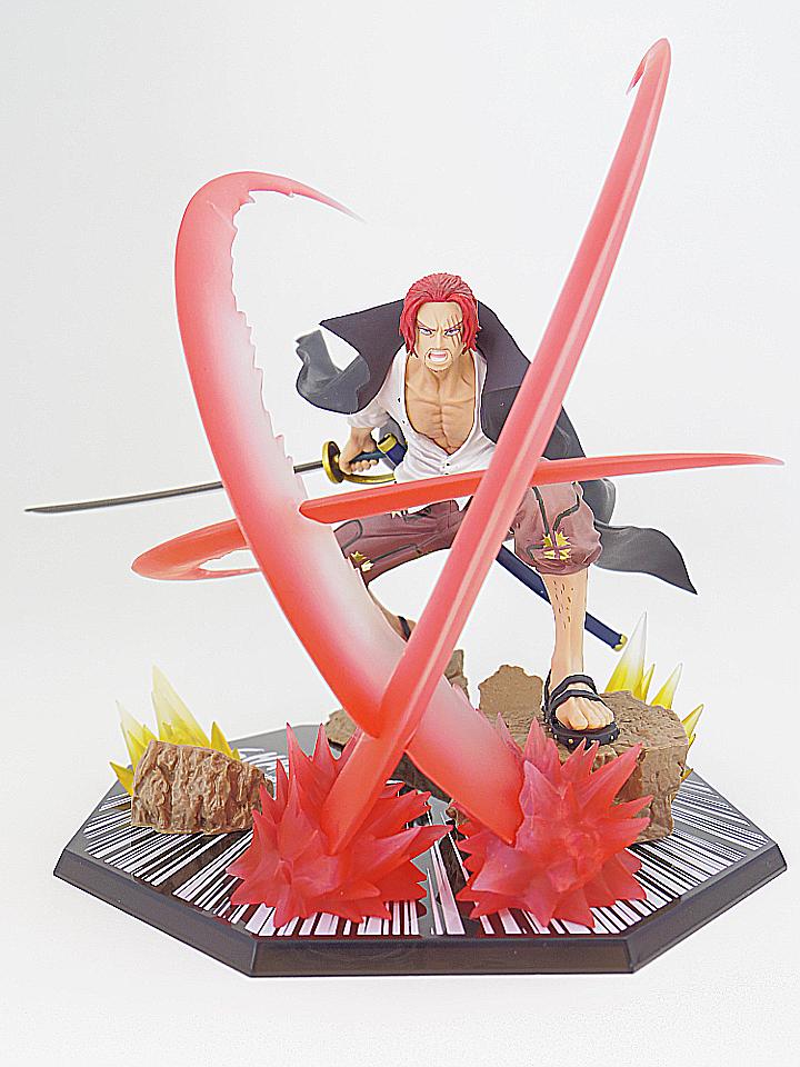 FZERO シャンクス バトル1