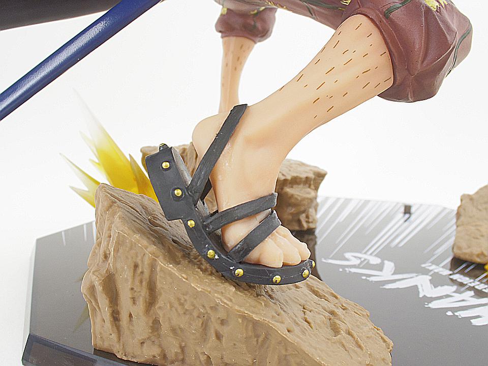 FZERO シャンクス バトル34