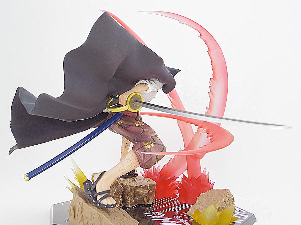 FZERO シャンクス バトル46