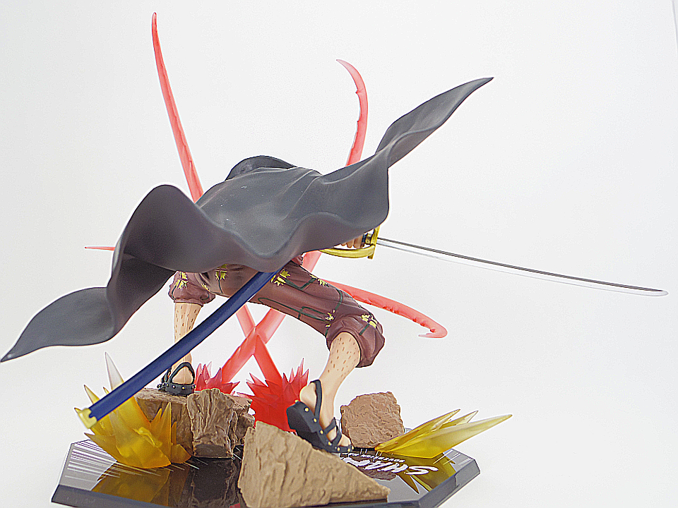 FZERO シャンクス バトル45