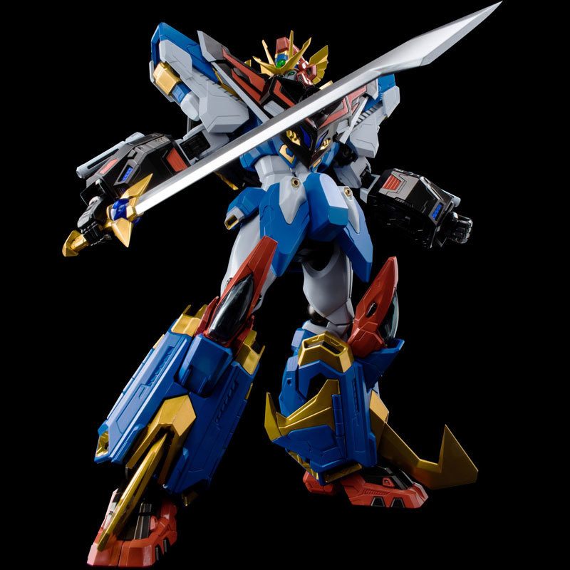"METAMOR-FORCE ""BARI""ATION 超重神グラヴィオン ゴッドグラヴィオンFIGURE-038881_01"