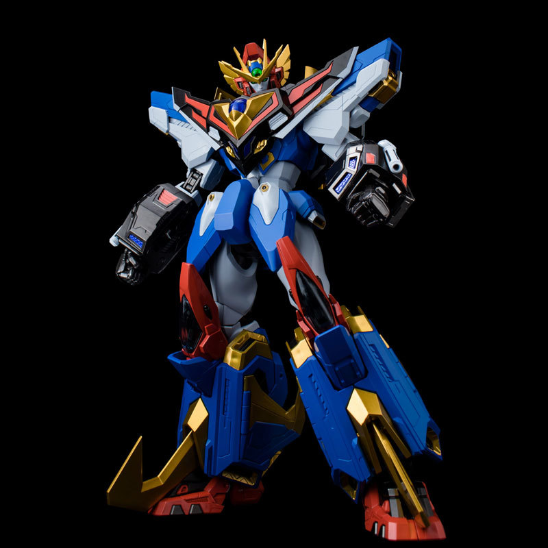 "METAMOR-FORCE ""BARI""ATION 超重神グラヴィオン ゴッドグラヴィオンFIGURE-038881_02"