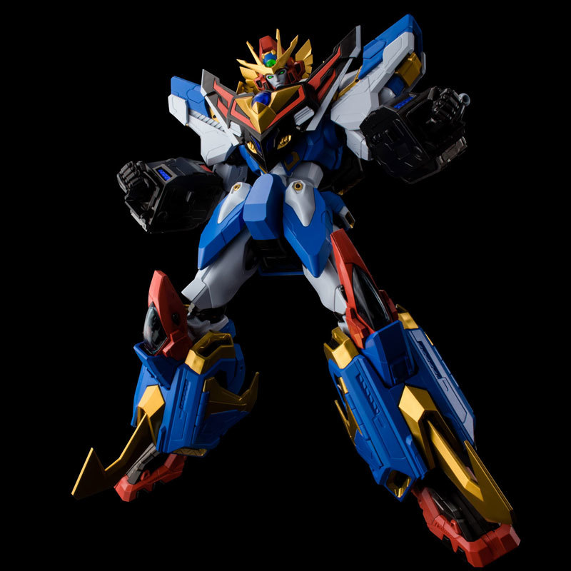 "METAMOR-FORCE ""BARI""ATION 超重神グラヴィオン ゴッドグラヴィオンFIGURE-038881_03"