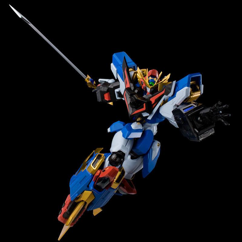 "METAMOR-FORCE ""BARI""ATION 超重神グラヴィオン ゴッドグラヴィオンFIGURE-038881_05"