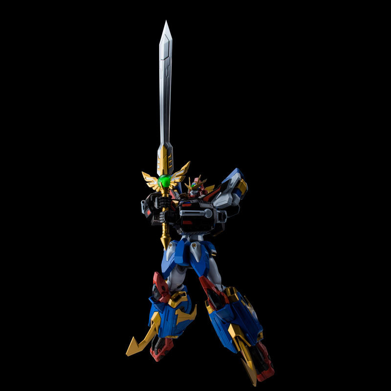 "METAMOR-FORCE ""BARI""ATION 超重神グラヴィオン ゴッドグラヴィオンFIGURE-038881_06"