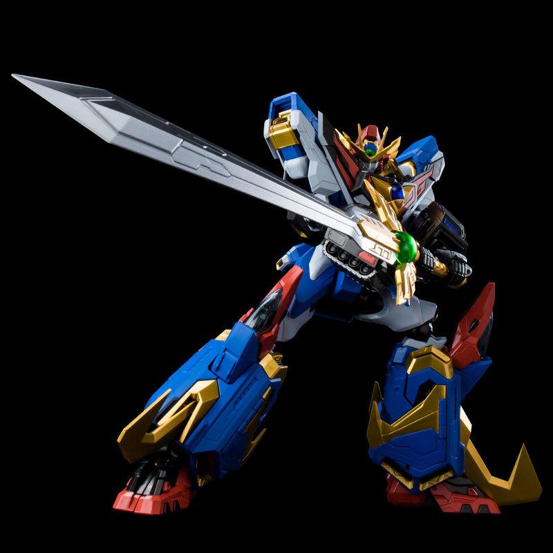 "METAMOR-FORCE ""BARI""ATION 超重神グラヴィオン ゴッドグラヴィオンFIGURE-038881_07"