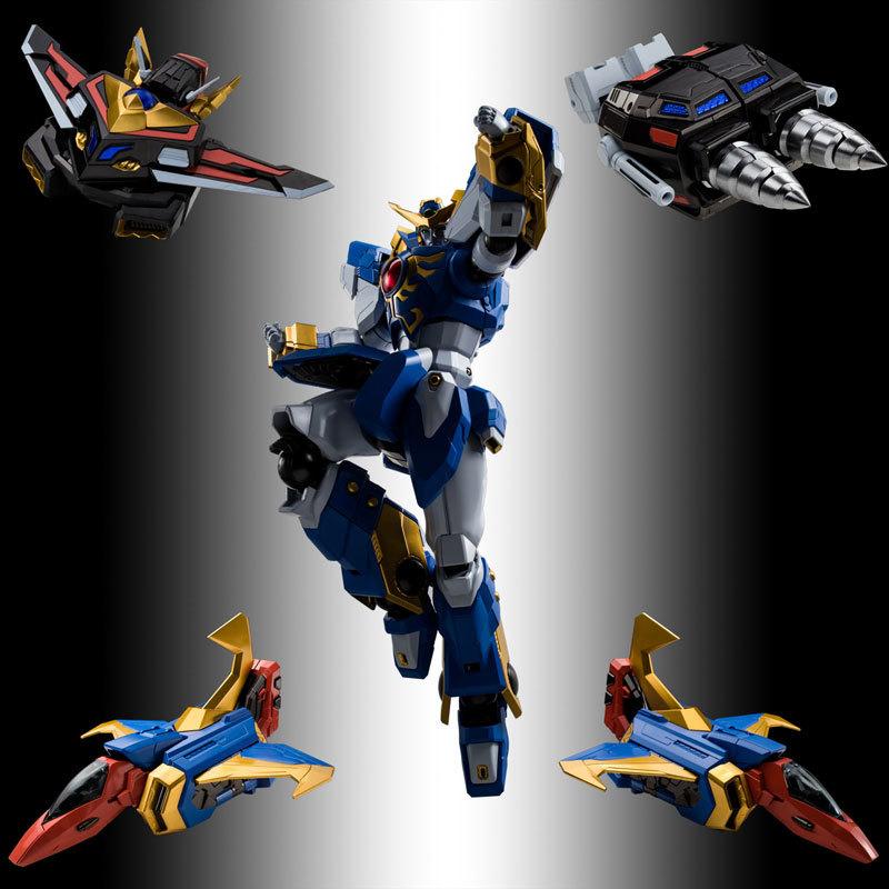 "METAMOR-FORCE ""BARI""ATION 超重神グラヴィオン ゴッドグラヴィオンFIGURE-038881_10"