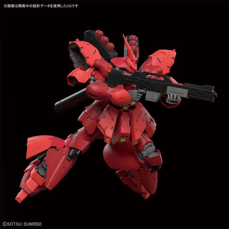 RG サザビー プラモデルTOY-GDM-3701_07