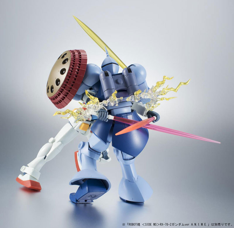ROBOT魂 〈SIDE MS〉 YMS-15 ギャンFIGURE-038327_06
