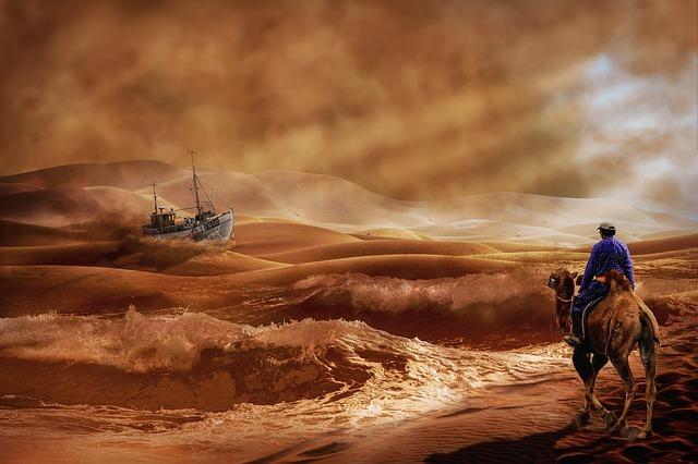 人生には波があります