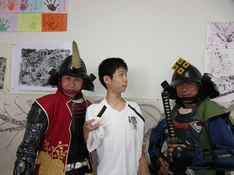 べんてん&清須武将隊ライブ2