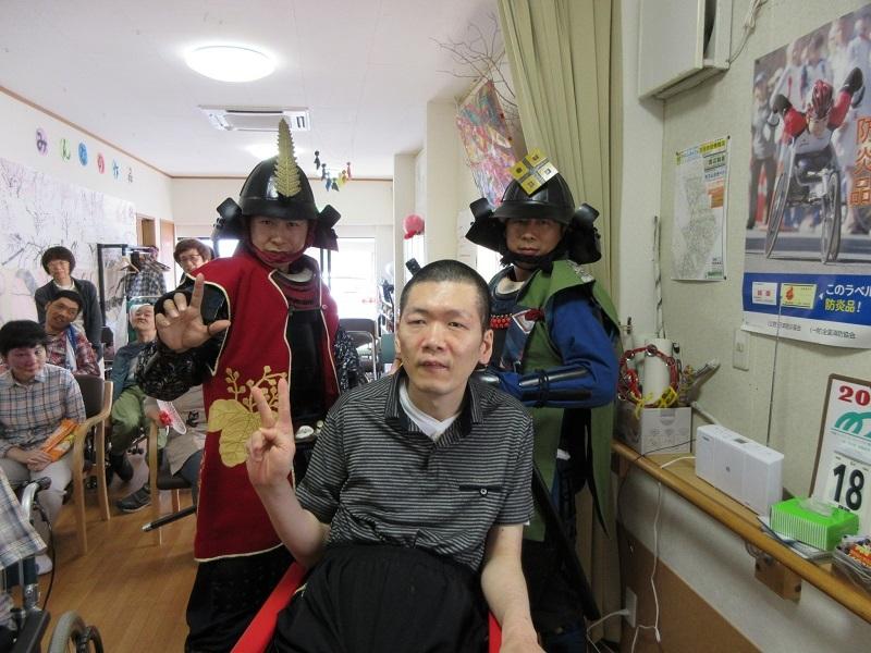 1べんてん&清須武将隊ライブ
