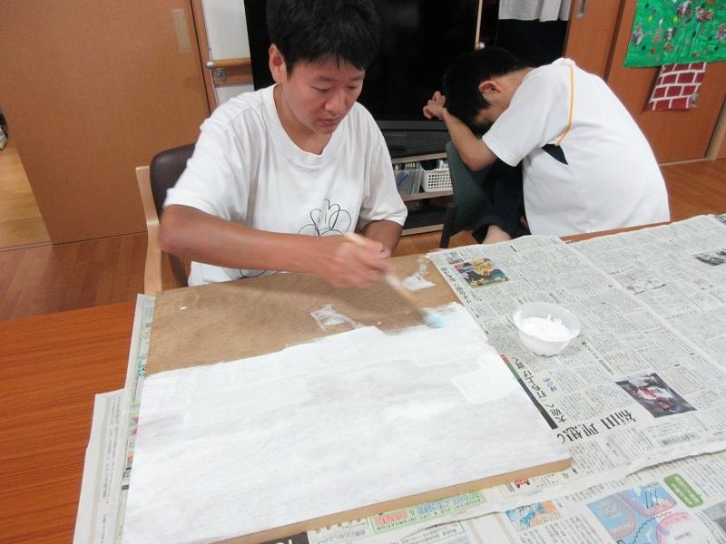 6月美術教室