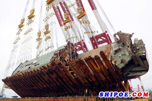 セウォル号吊り上げ-1