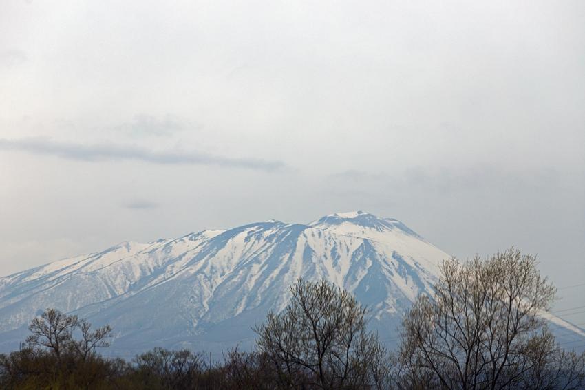20180414岩手山の鷲形