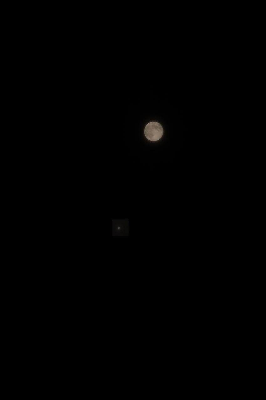 20180430月と木星