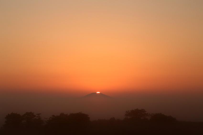 20180602小富士・室根山と朝陽