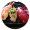 韓国 アート寿司