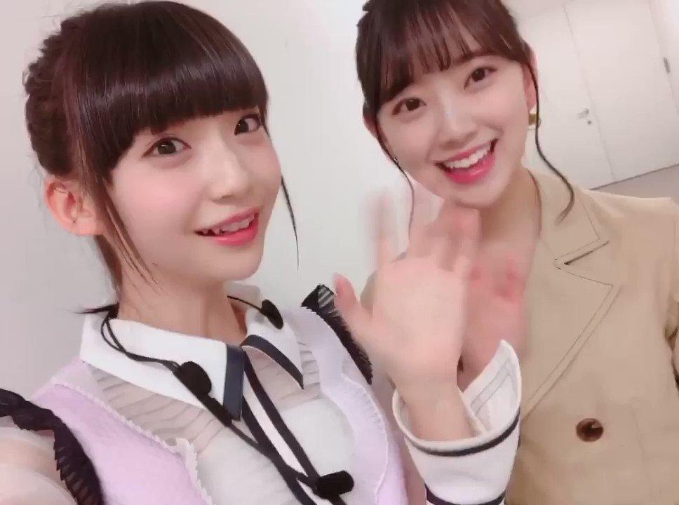 CDTV祝25周年SP 荻野由佳 堀未央奈