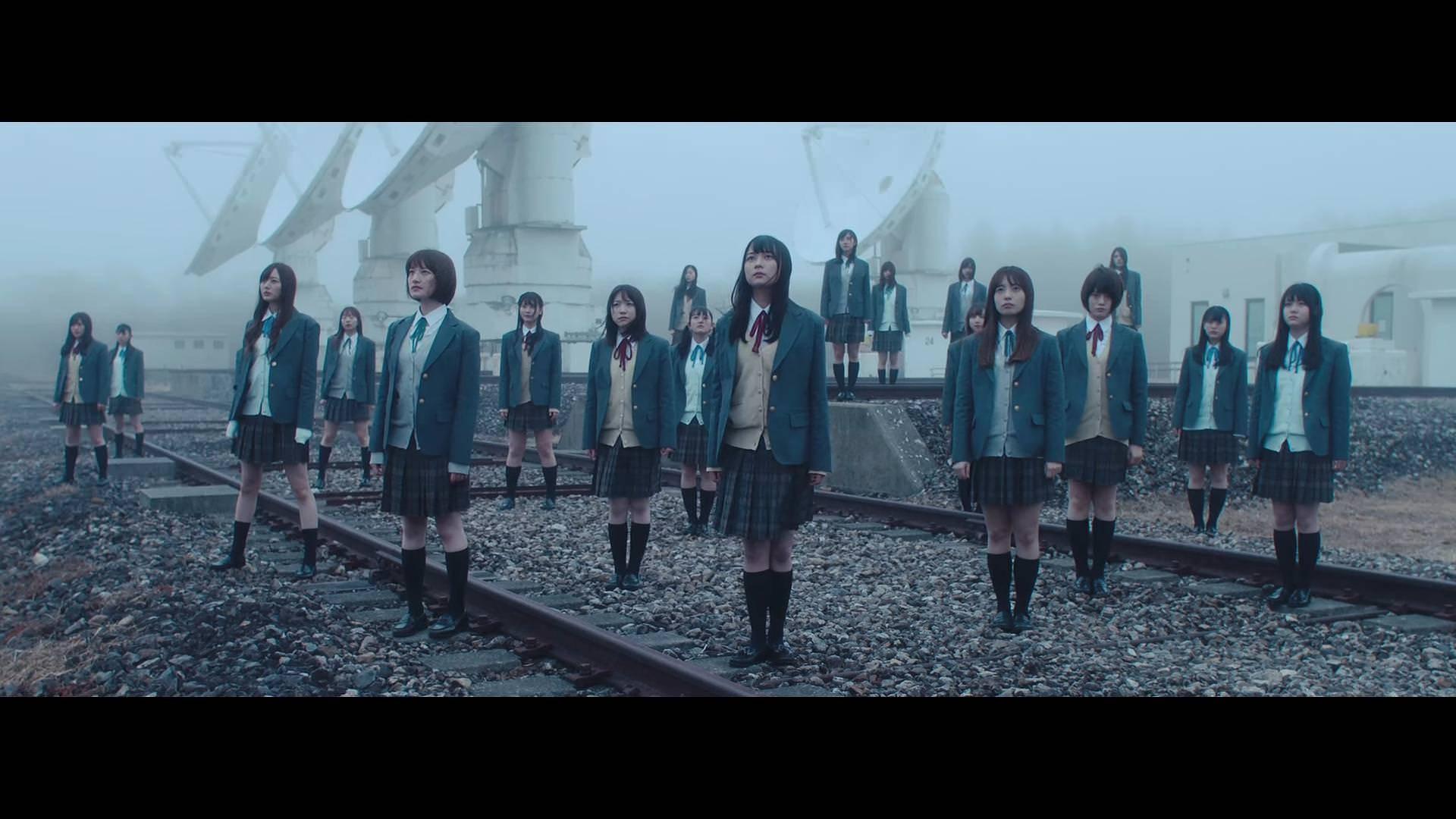 乃木坂46 20thアンダー曲「新しい世界」MV