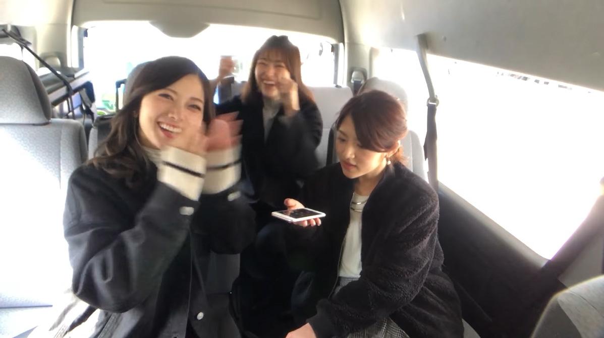 乃木坂46『旅する3人~最高のお土産を探して~』予告編