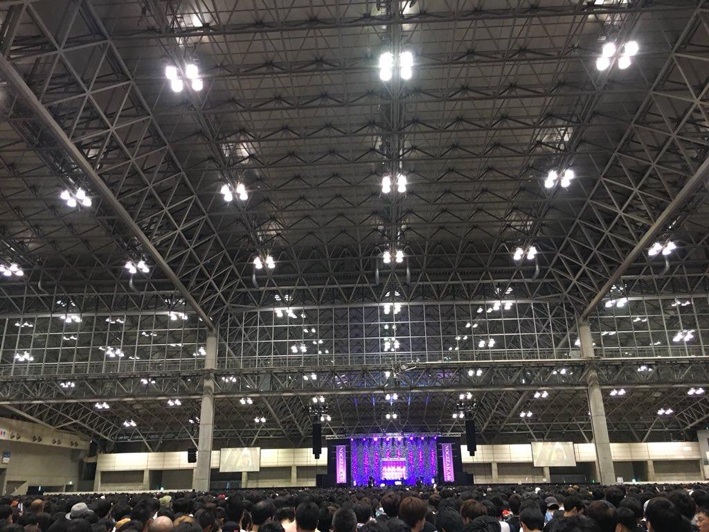 乃木坂46 20thシングル「シンクロニシティ」全国握手会ミニライブ@幕張メッセ