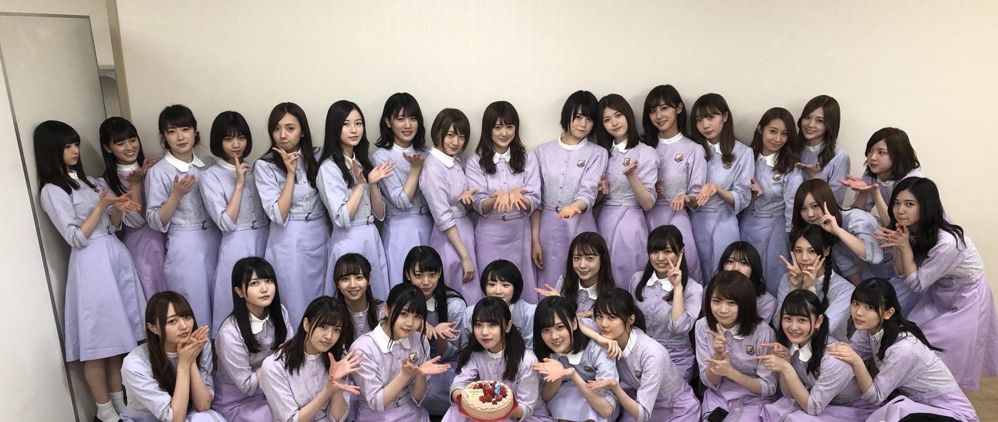 与田祐希の誕生日2018集合写真