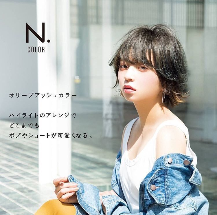 N. COLOR 乃木坂46齋藤飛鳥