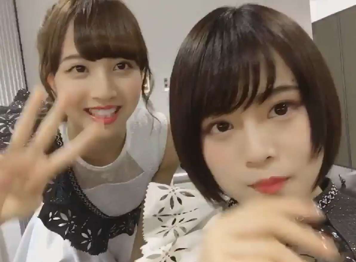 GIRLS POWER LIVE 佐藤楓 山崎怜奈