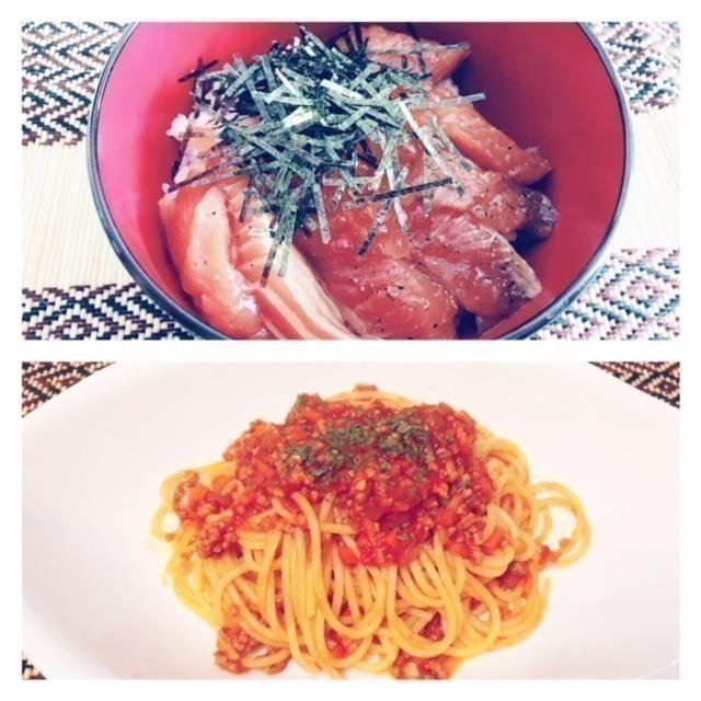 西野七瀬ブログ 料理