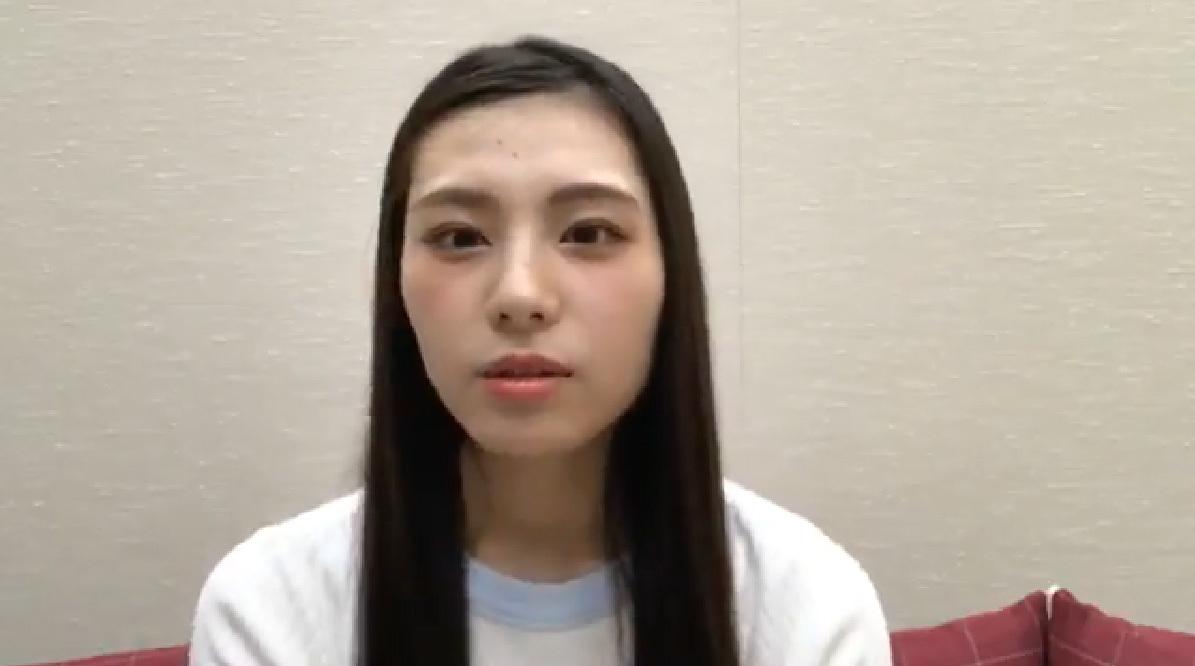 乃木坂46相楽伊織SHOWROOM