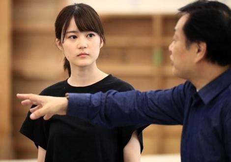 乃木坂46新聞 生田絵梨花×小池修一郎