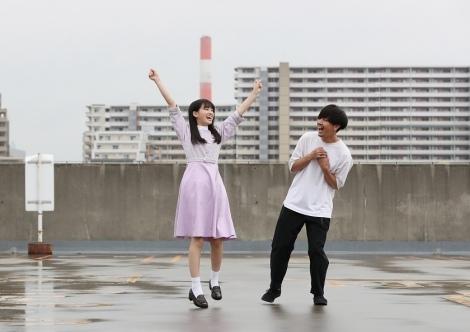 乃木坂46新聞 大園桃子×山岸聖太