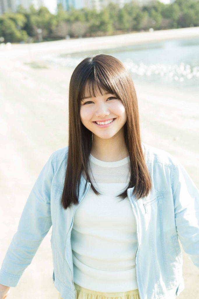 乃木坂46・3期生連載 伊藤理々杏&岩本蓮加のお台場デート3