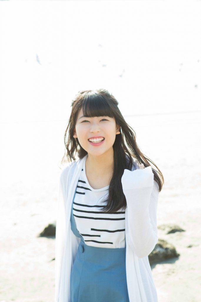 乃木坂46・3期生連載 伊藤理々杏&岩本蓮加のお台場デート4