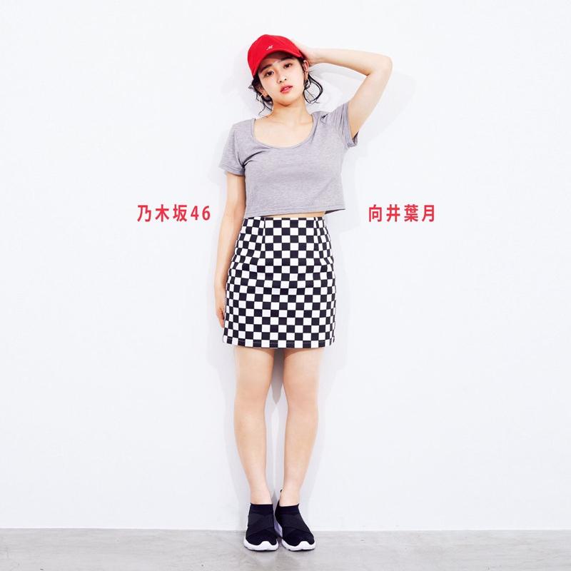 mini(ミニ) 2018年7月号 向井葉月