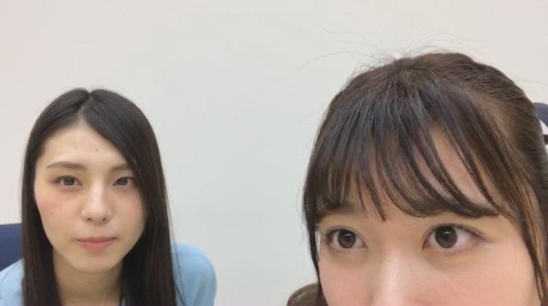 乃木坂46相楽伊織SHOWROOM 伊藤純奈