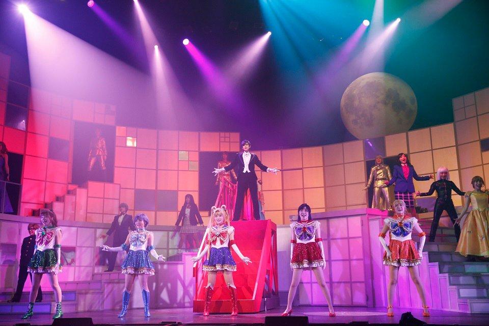 乃木坂46版ミュージカル「美少女戦士セーラームーン」 Team MOON