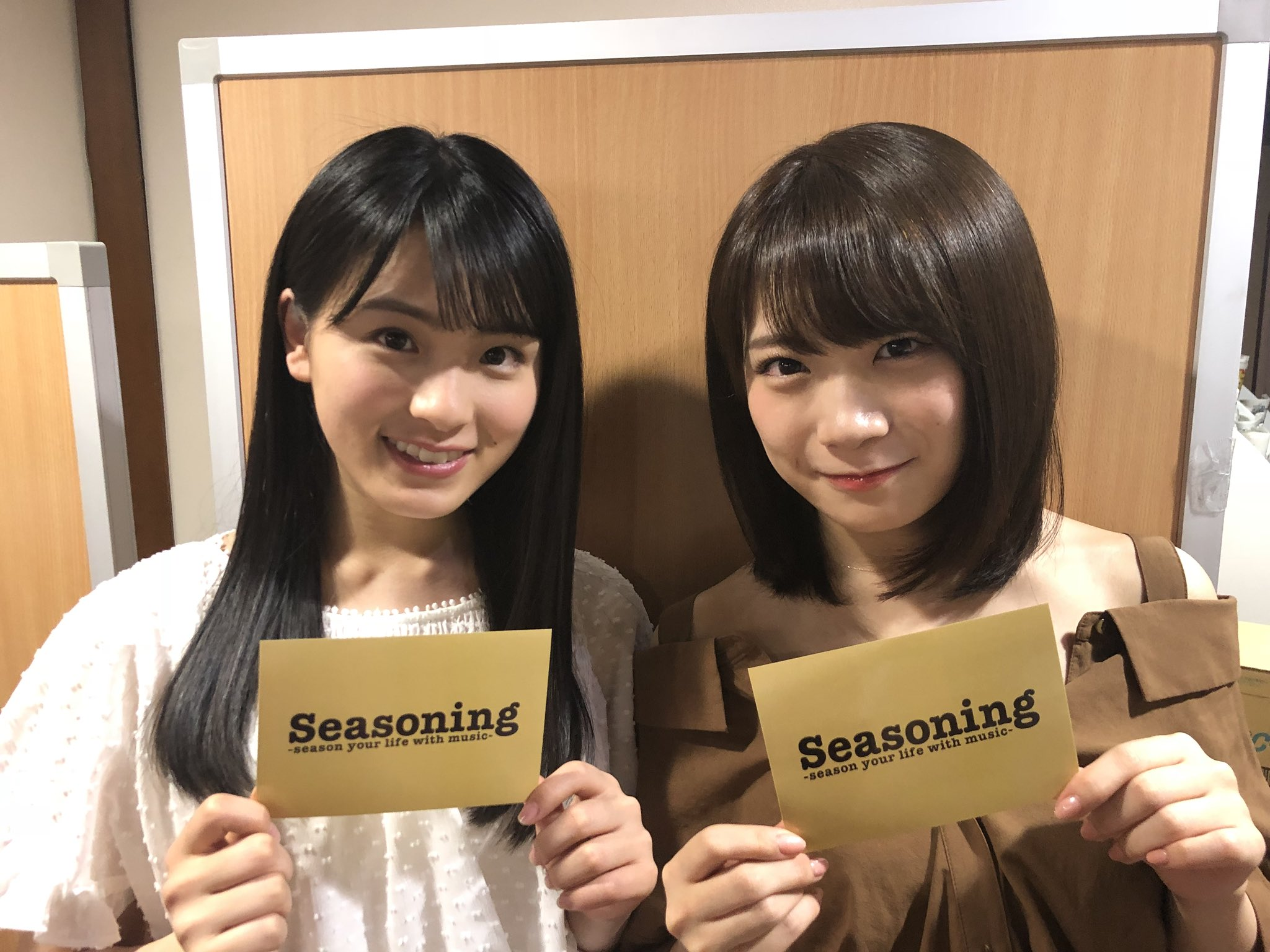 Seasoning 秋元真夏 大園桃子